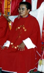 El padre Wei, sacerdote de la Iglesia clandestina. ASIANEWS.