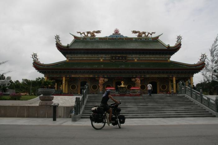 Malasia-templo